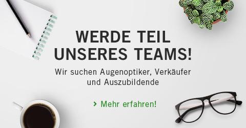 Werde Teil unseres Team